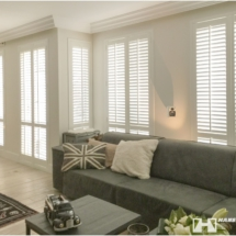 Shutters in Velsen Noord
